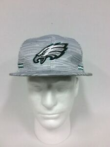New Era NFL Philadelphia Eagles Flat Bill 9Fifty Snapback Blurr New