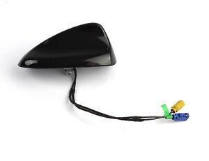 Alfa Romeo Antenne Dachantenne schwarz SAT NAV GPS FM 156114282 2 Kabel
