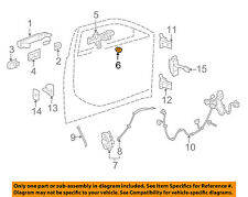 GM OEM Front Door-Lock Cylinder 20766969