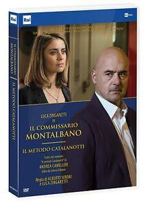 Commissario Montalbano - DVD Il Metodo Catalanotti