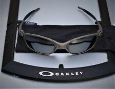 Oakley Juliet X-metal J-serial with black lenses.
