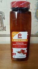 **Lawry's Wings and Things Sriracha Seasoning Mix, No MSG Added , 19.5 Ounce