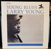 Larry Young - Young Blues - jazz blues reissue LP record like new