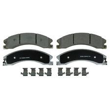Disc Brake Pad Set fits 2009-2016 GMC Savana 3500 Sierra 2500 HD,Sierra 3500 HD