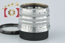 Very Good!! Nikon NIKKOR-H.C 50mm f/2 L39 LTM Leica Thread Mount Lens