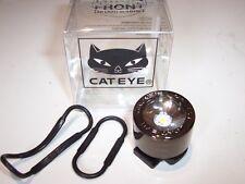 """Cateye """"NIMA"""" Front LED Bicycle Light, Black (SL-LD130-F)"""