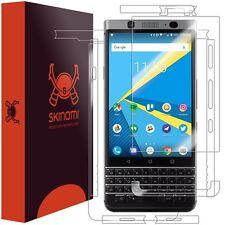 Skinomi FULL BODY Clear Skin+Screen Protector for BlackBerry KEYone