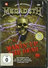 Megadeth: Wakin' Up the Dead 2008  (DVD)  NEW