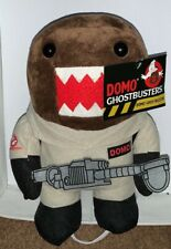 "Nwt 2016 Domo Kun Ghostbusters 11"" Large Plush stuffed Kellytoy"