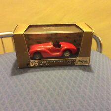Modellino Ferrari 815 sport 1940 Brumm 1:43 serie oro