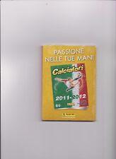 PANINI CALCIATORI aggiornamenti 2011-12 (adesivo speciale) NUOVO!!!