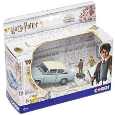 Corgi Harry Potter Flying Ford Anglia Die-Cast Car Model - Scale 1:43