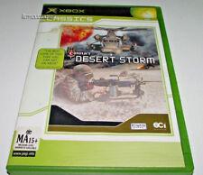 Conflict Desert Storm Xbox Original PAL (Classics) *Complete*