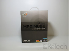 ASUS Maximus II 2 Formula LGA 775 Motherboard *NEW, OPEN BOX*