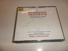 CD  Weihnachtsoratorium Bwv | Doppel-CD von Christoph. und Sixteen,Or