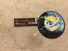 "Queens of the Stone Age in my head rare 7"" import foo fighters Green Day Pearl J"