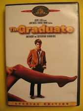 The Graduate Special Edition Dvd Many Bonuses Dustin Hoffman Anne Bancroft