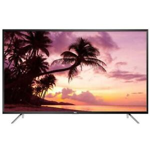 TCL 55P4US SERIES P 55 INCH P4 UHD SMART LED TV NETFLIX FREEVIEW PLUS HDR Premiu