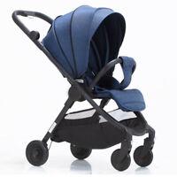 Baby Jogger City Tour Lux Lightweight Compact Travel Stroller Iris w/ Bag NEW