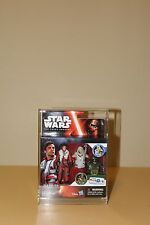 Star Wars Episode 7 The Force Awakens 3.75 inch Armor Up Display Case Acrylic