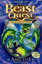 Beast Quest: 30: Amictus the Bug Queen: By Blade, Adam