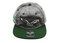 Philadelphia Eagles '47 Brand Retro 1987-1995 Logo Wool Blend Snapback One Size
