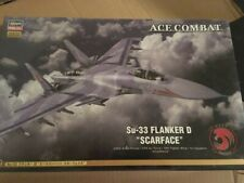 "Hasegawa 1/72 Ace Combat Su-33 Flanker D ""Ace Combat Scarface"" SP332"