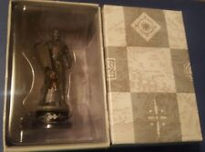 Shagrat Black Knight Lord Of The Rings  One Chess Piece Eaglemoss Boxed