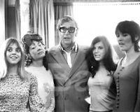 Get Carter (1971) Michael Caine, Petra Markham, Geraldine Moffat 10x8 Photo
