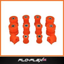 Ford Fiesta MK1 Front & Rear Suspension & Chassis Bushes in Poly - FloFlex