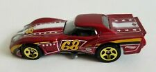 Hot Wheels - Loose 1:64 - DHP88 - '76 Greenwood Corvette