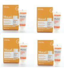 4 x Murad Environmental Shield Intensive C Radiance Peel 0.33oz/10ml TRAVEL