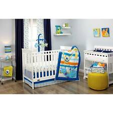 Disney: Monsters at Play: 6-Pieces Crib Bedding package