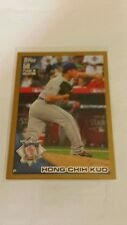2010 Topps Update Gold #/2010 Hong-chin Kuo # US-275 Angels Mint