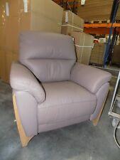 Ercol Enna 3270PCM Armchair Power Recliner Pepper Leather  L953