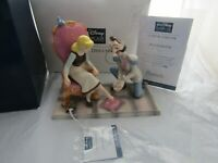CINDERELLA IT'S A PERFECT FIT  CN7 DISNEY ROYAL DOULTON BOXED WITH CERTIFICATE