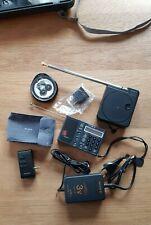 Sony ICF SW1S Weltempfänger Radio Koffer mit Zubehör ICF-SW1