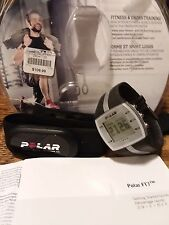 Polar FT7 Heart Rate Monitor Black