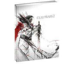 Guild Wars 2 BradyGames Limited Edition HB  2 piece set Bonus Digital guide. NEW