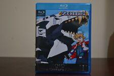 Zoids New Century Zero The Complete Series Blu-ray Set