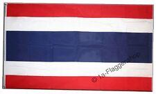 THAILAND Hissflagge THAILäNDISCHE Fahnen Flaggen 90x150cm