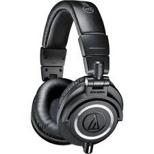 Audio Technica ATH-M50x Professional Monitor Headphones Black NEW