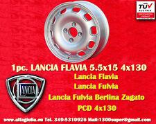 1 Cerchio Lancia Flavia Fulvia 5.5x15 Tecnomagnesio style ET23 Wheel Felge TUV