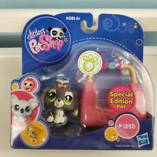 Littlest Pet Shop 1523 Lhasa Apso dog Special Edition New