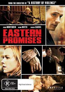 Eastern Promises (DVD) NEW/SEALED [All Regions]