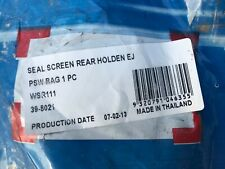 HOLDEN EJ SEDAN REAR Windscreen Seal