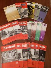 RIvista Italmodel Ferrovie dal n. 36 al 233
