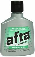 Afta After Shave Skin Conditioner Original 3 oz - 2 Pac