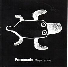 Promenade – Platypus Poetry - CD 2010