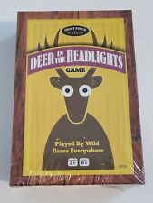 Deer in the Headlights Game by Front Porch - BRAND NEW!